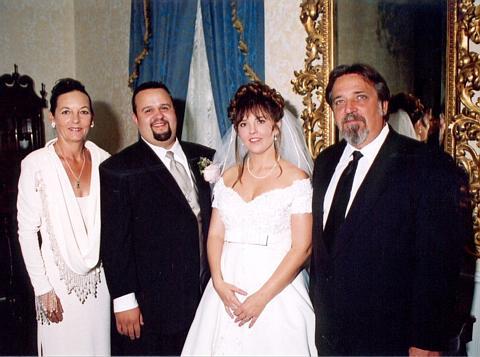Mom, German, Cary, Jason